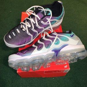 Men's Nike Vapormax Plus Grapes Size 14